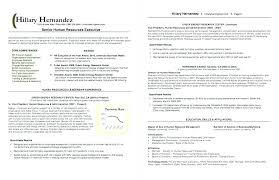 Sample Hr Generalist Resume Human Resource Generalist Resume Hr