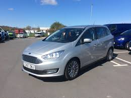 llangefni ford grand c max 10 on 2 0 tdci anium 05 15 5d wr davies anglesey