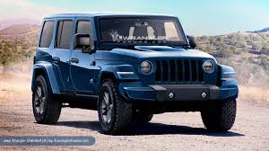 2018 jeep jl. perfect 2018 2018 jeep wrangler jl rendering slide4262360 on jeep jl autoblog