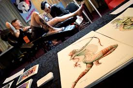Photos Expo Tattoo Gathers More Than 200 Tattoo Artists The Tico