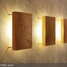 Small Picture Moderne Wandleuchte aus Holz von uniic Lights Wooden walls and