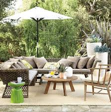outdoor furniture west elm. Creative Design West Elm Outdoor Furniture Magnificent Ideas Beautiful Abodes Readying Your Space For Warmer Weather D