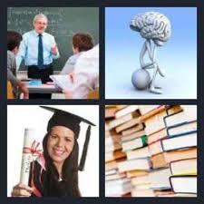 4 pics 1 word academic