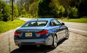 2018 bmw 440i coupe. brilliant bmw steering is on the light side but turnin quick and there some  feedbacku2014which more than we can say about many bmws of late the 2018 update with bmw 440i coupe 4