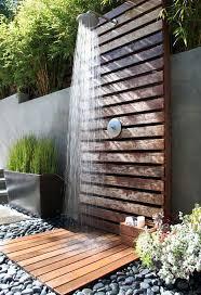 Outdoor Shower Best 25 Outdoor Showers Ideas On Pinterest Pool Shower Garden