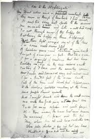 john keats original manuscripts of poetry letters ode to a nightingale page one