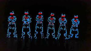 Tron Dance Lights El Light Tron Dance Studio Hd Version By Ruffneckz Ft