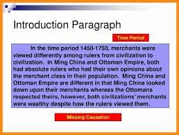 intro paragraph essay example laredo roses intro paragraph essay example ming ott comparative sample essay 2 728 jpg cb 1348829111