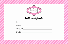 mary kay gift certificates lovely ping spree certificate template kairo 9terrains