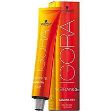 Schwarzkopf Igora Vibrance Tone Tone Hair Color 5 63 Light Brown Chocolate Matt