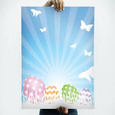 Free Templates For Posters Easter Free Poster Templates Backgrounds