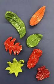 Colored Paper Leaves L L L L Duilawyerlosangeles