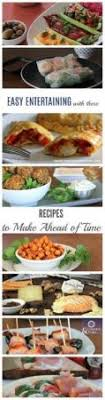 Suitable if you have a conventional cooker !! Easy Entertaining With These Recipes To Make Ahead Of Time Compass Fork