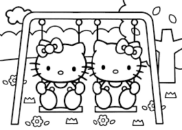 Hello kitty taking pictures 11d3. Free Printable Hello Kitty Coloring Pages Cinebrique