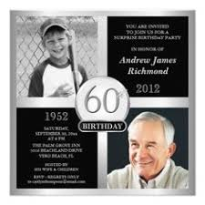 60th birthday invitations for him 1404 best 60th birthday invitations images 60th birthday