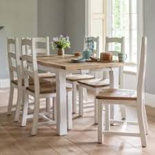 family everyday dining table and chairs handcrafted from solid reclaimed pine in vietnam