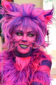 alice in wonderland cheshire cat face paint google search