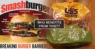 Udis Smashburger A Gluten Free Disaster