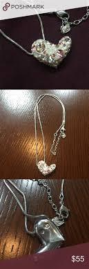 swarovski alana heart necklace page 1