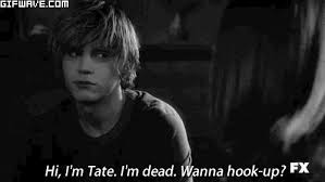 Tate Langdon Quotes Extraordinary 48 Images About Quotes By Tate Langdon On We Heart It See More