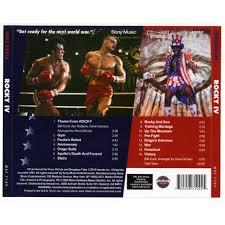 Rocky IV - mp3 buy, full tracklist