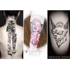 Originální Tetování Z Show Me Tattoo Darujpoukazcz
