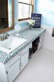 Most Popular Bathroom Counter Top Materials Pros Cons Reviewed