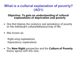 sociologyexchange co uk shared resource  28 what is a cultural explanation of poverty