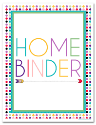 create binder cover i should be mopping the floor how to create a home binder