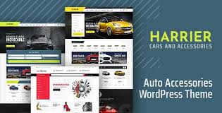 Free Download Harrier Car Dealer And Automotive Wordpress