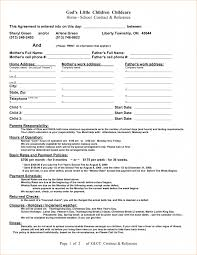 Daycare Contract Template Free Childe Contract Example Templates Docs Word Pages Template