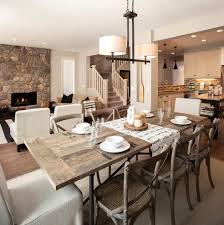 modern rustic dining room. Perfect Rustic Rustic Dining Room Ideas Modern Rustic Decor Brilliant Design  In Modern Dining Room L