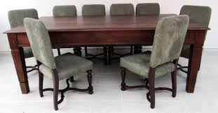 Vendido e entregue por damie. Mesa Para Sala De Jantar De Madeira Rustica E 8 Cadeira