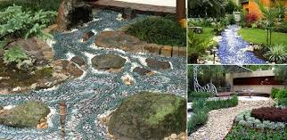 Small Picture How to Create a Dry Creek Bed Garden Home Design Garden