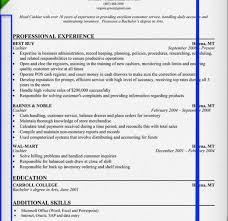 resume margins