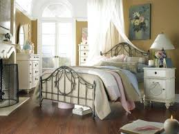 Shabby Chic Bedroom Sets White And Grey Wall Paint Blue Platform ...