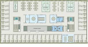 Office Building Plans Oslo Cancer Cluster Innovation Park Floor Plans