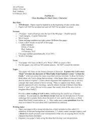 Essay Mla Format 38 Mla Format Templates Mla Essay Format 5125