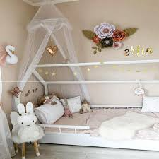 Elegant Round Hanging Mosquito Net Kid Bed Canopy Bed Curtain Round Dome Mosquito Curtain For Baby Kids Bedroom