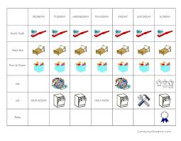 Sample Chore List A House Of Order Printable Chore Charts The Creative Mom 20