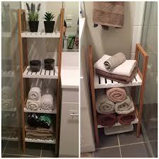 Ikea Spa Shelf Makeover In 2019 Bathroom Inspo Bathroom