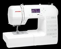 Spotlight Janome Sewing Machines