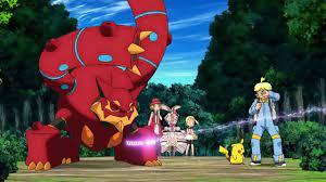 Pokemon Movie 19 Vietsub Volcanion - Magearna Siêu Máy Móc - YouTube