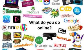 Safety Week Internet - Junior Overdale School It's
