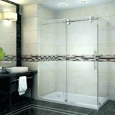 dreamline shower door parts shower door parts x completely sliding shower enclosure infinity z to door