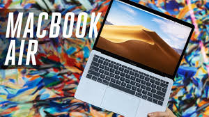 New Macbook For Graphic Design Apple Macbook Air 2018 Review Retina Display And New