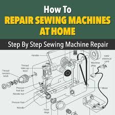 Sewing Machine Circuit Board Repair