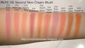 makeup forever hd blush photo 1