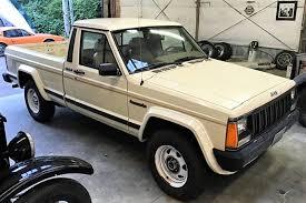 Rare survivor 1988 Jeep Comanche 4X4 pickup truck