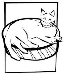 Small Picture Cute Cat Coloring Page crayolacom